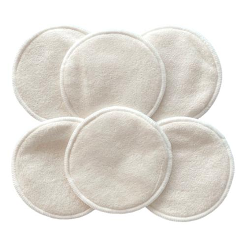 Luvme –  Organic Bamboo Reusable Breast Pads Day & Night x6